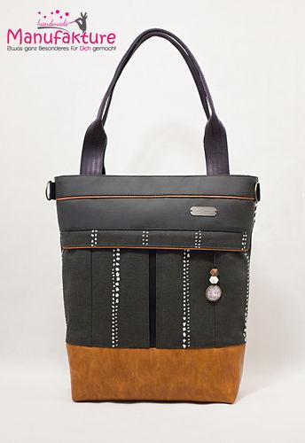 Makerist - Mila-Uni-Bag von Unikati - Jede Naht ein Unikat - Nähprojekte - 1