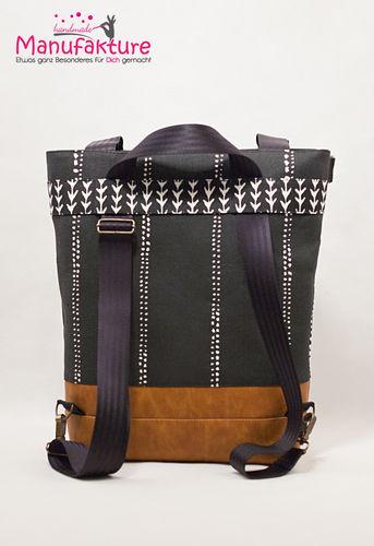 Makerist - Mila-Uni-Bag von Unikati - Jede Naht ein Unikat - Nähprojekte - 2