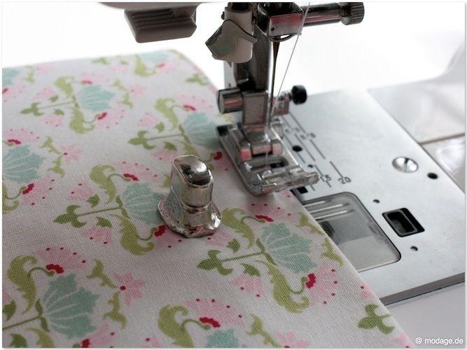 Makerist - Handmade Kultur Portemonnaie: Meine Schnitt-Variante - Nähprojekte - 3