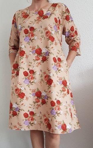 Makerist - So ein schönes Kleid! - Nähprojekte - 1