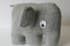 Makerist - Elephant Cushion - 1