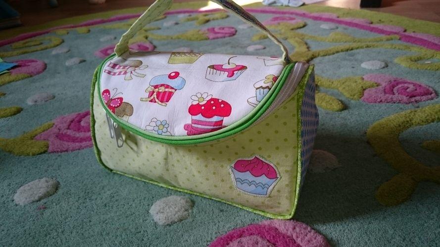 Makerist - Das süßester Kosmetikköfferchen überhaupt - Nähprojekte - 2