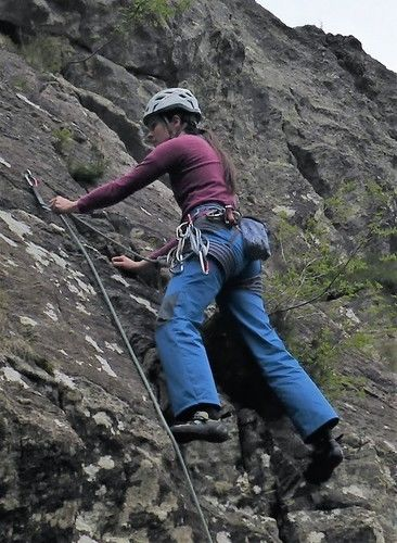 Makerist - SoLong Mama im Einsatz als Kletterhose - Nähprojekte - 1