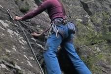 Makerist - SoLong Mama im Einsatz als Kletterhose - 1