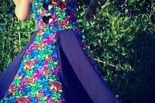 Makerist - Jerseykleid Marisa - ein traumhaftes Drehkleid 💗  - 1