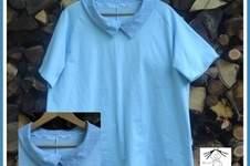 Makerist - Frau Lotte von hedinaeht als T-Shirt genäht - 1