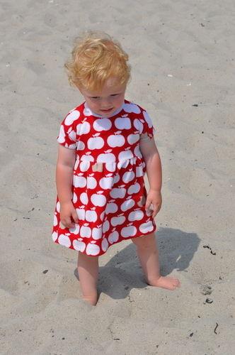 Makerist - Eine lütte Stranddeern für den Sommerurlaub - Nähprojekte - 1