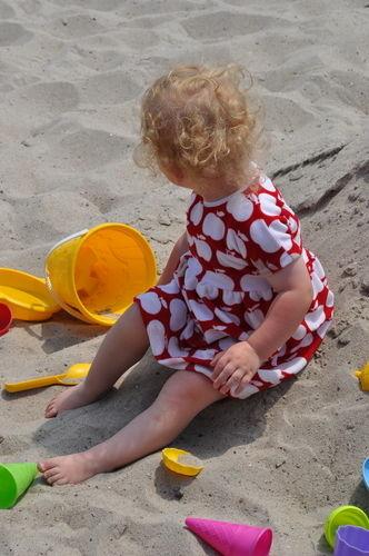 Makerist - Eine lütte Stranddeern für den Sommerurlaub - Nähprojekte - 2