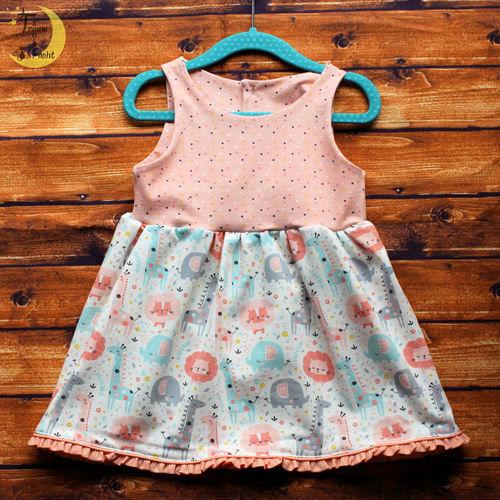 Makerist - Kleid MissElla - Nähprojekte - 1