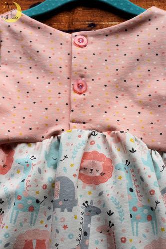 Makerist - Kleid MissElla - Nähprojekte - 3