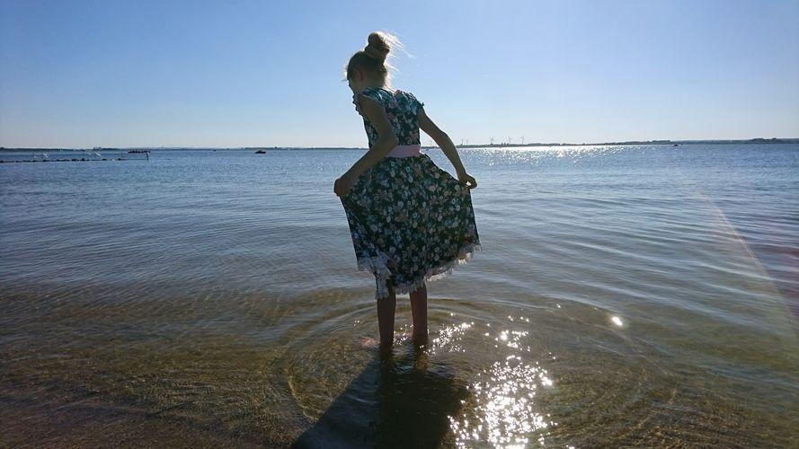 Makerist - Phia's Sommertraum von PhiBobo's Zaubernadel. Aus Jersey genäht, für meine Tochter  - Nähprojekte - 1