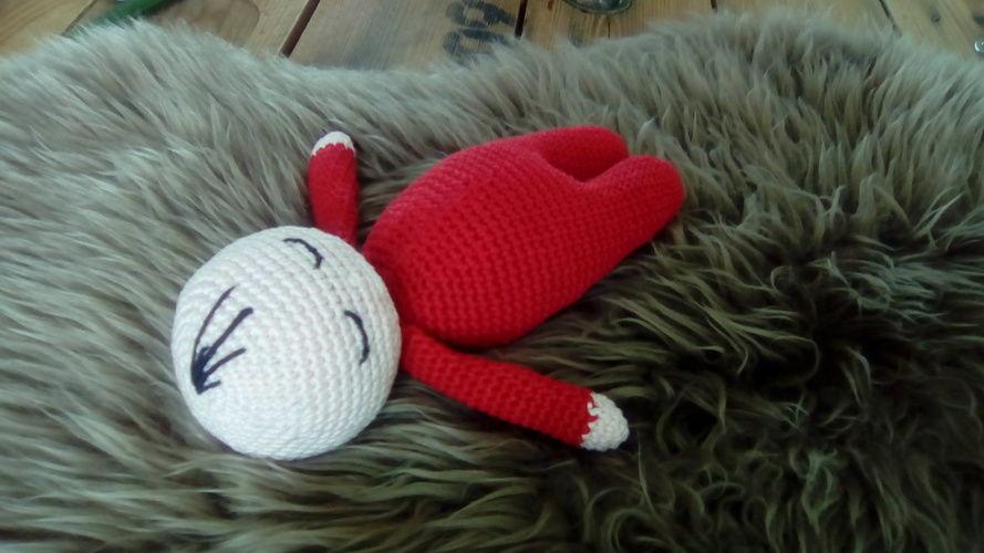 Makerist - S.A.M. a dit, un petit dormeur ! - Créations de crochet - 1