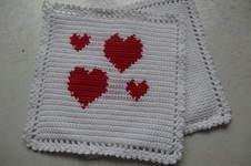 Makerist - Topflappen für Verliebte  :-) - 1