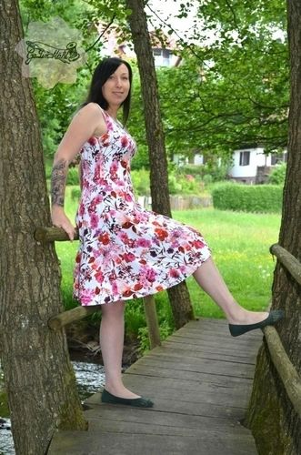 Makerist - Miss Marisa von My Little Ladybird mein Lieblingskleid  - Nähprojekte - 3