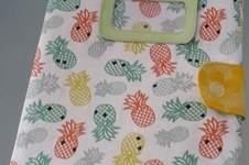 Makerist - Concours mai_protège carnet de santé ananas - 1