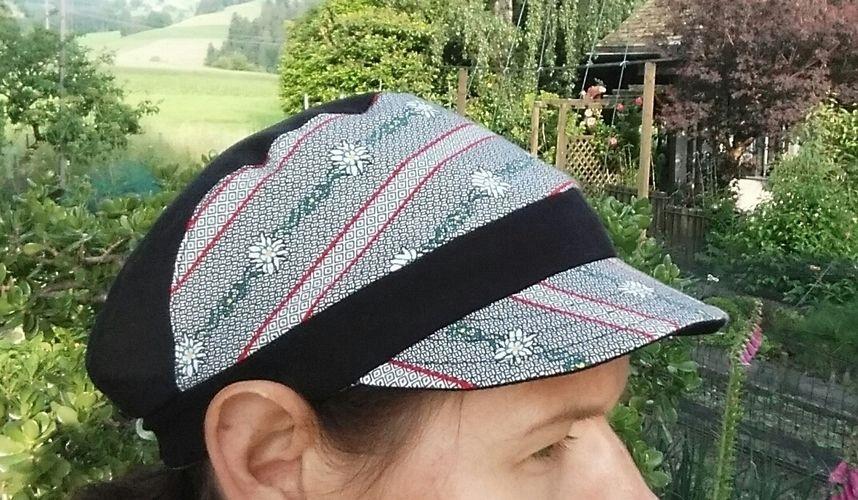 Makerist - Coole Kappe von Erbsenprinzessin - Nähprojekte - 1