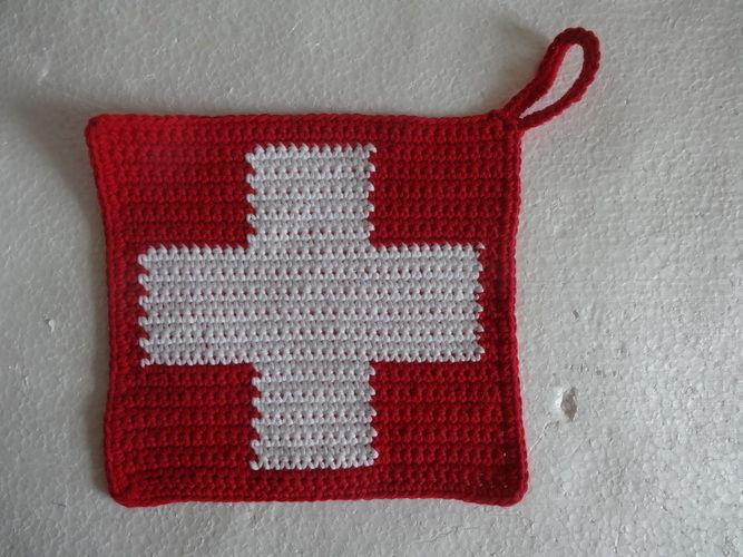 Makerist - Hopp Schwiiz  ;-) - Häkelprojekte - 1
