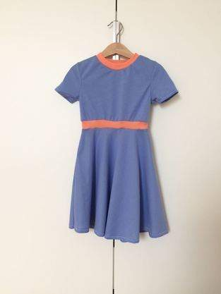 Makerist - LittleZoe Drehkleid - 1