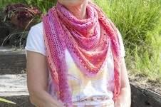 Makerist - Sommertuch aus leichtem Baumwollgarn - 1