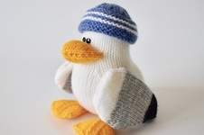 Makerist - Sid the Seagull - 1