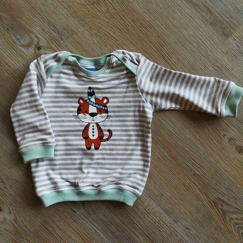 Makerist - Schlupfshirt für kleinen Jungen - Nähprojekte - 1