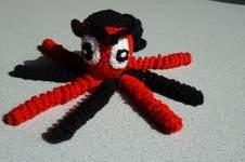 Makerist - Pieuvre au crochet ,un essai pour les prématurés des CHu - 1