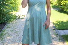 Makerist - Sommerkleid für mich, ich liebe Wickelkleider - 1