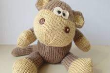Makerist - Max the Monkey - 1