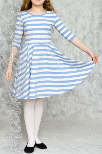 Makerist - Kleine Ballerina für den Sommer - Nähprojekte - 2