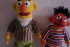 Makerist - Ernie und Bert - 1