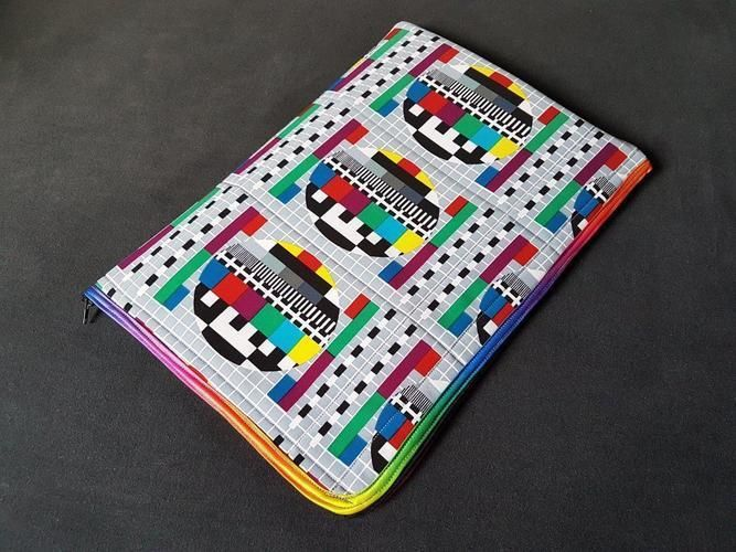 Makerist - Tablet Hülle Größe für iPad Pro 12,9 - Nähprojekte - 1