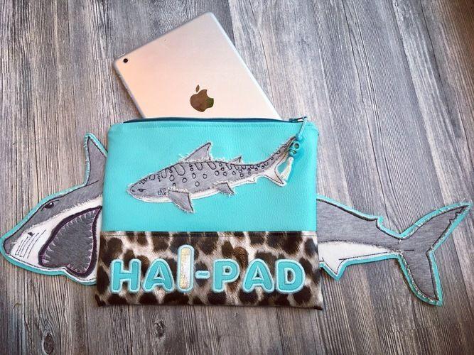 Makerist - Meine HAipad-Tasche - Nähprojekte - 1