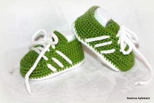 Makerist - Sneakers für die Kleinsten - 1