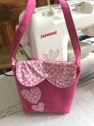 Makerist - Petit sacs pour fille - 1