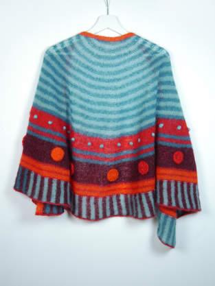 Makerist - shawl Hatschepsut - 1