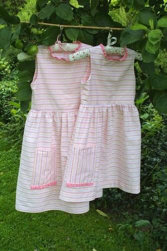 Makerist - Sommerkleidchen aus Bettwäsche - Nähprojekte - 1
