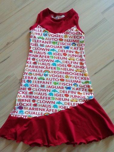 Makerist - Schönes Kleid, schnell genäht  - Nähprojekte - 1