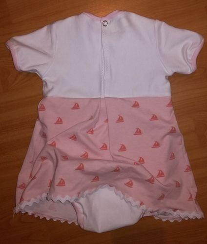 Makerist - Bodykleidchen für Paulina Gr. 74 - Nähprojekte - 2