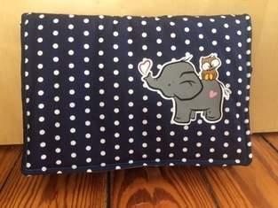 Makerist - Wickeltasche mit integrierter Wickelunterlage (von Lange Hand) - 1