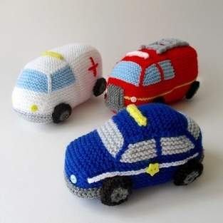 Makerist - Emergency Vehicles - 1