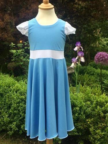 Makerist - Ein Probe-Schuleingangsgkleid... - Nähprojekte - 1