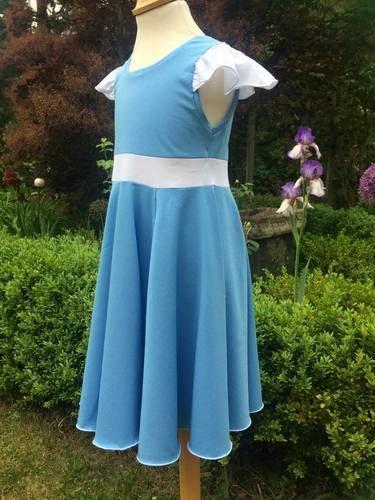 Makerist - Ein Probe-Schuleingangsgkleid... - Nähprojekte - 2