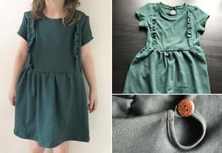 """Makerist - Kinderkleid """"Mila"""" - 1"""