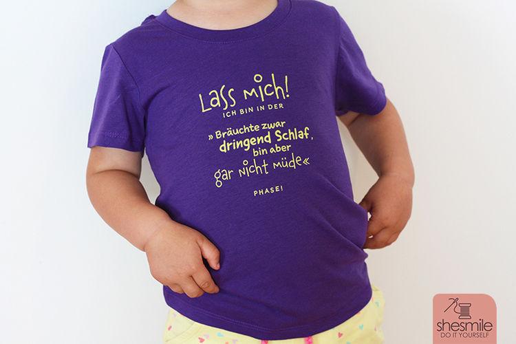 Makerist - Mein Kind ist nicht müde! - DIY-Projekte - 3