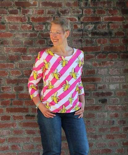 Makerist - Shirt Santje - Nähprojekte - 1
