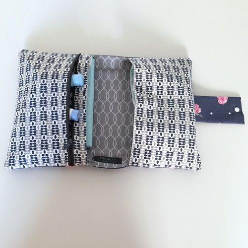 Makerist - Windeltasche Lotte als Geschenk zur Geburt - Nähprojekte - 3