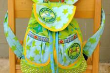 Makerist - Kindergartenrucksack - 1
