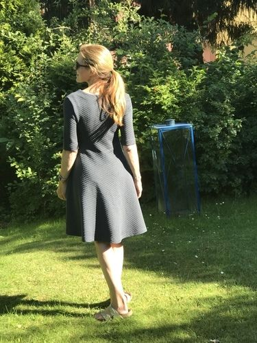 Makerist - Kleid Dira von Prülla - Nähprojekte - 2