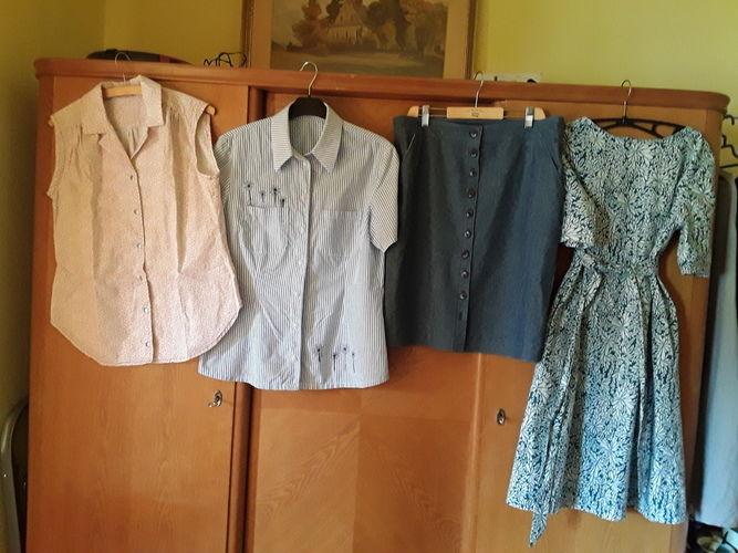 Makerist - Blusen,  Röck, Kleid genäht für mich. - Nähprojekte - 1