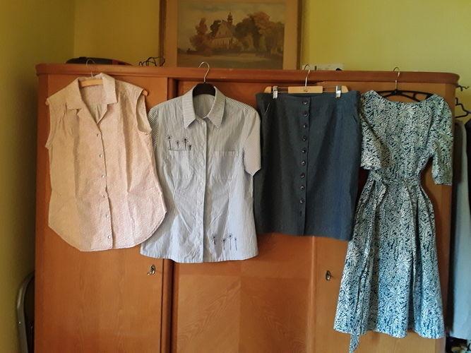 Makerist - Blusen,  Röck, Kleid genäht für mich. - Nähprojekte - 2